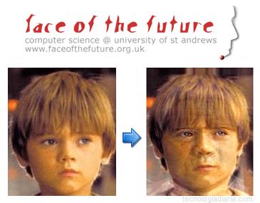 Face of the Future - Cómo serás cuando seas viejo