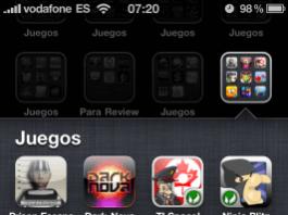Juegos gratis para Iphone